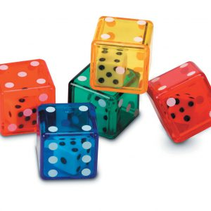 Dice in dice 10-pack