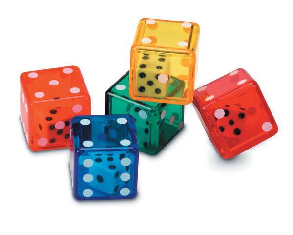 Dice in dice 10-pack