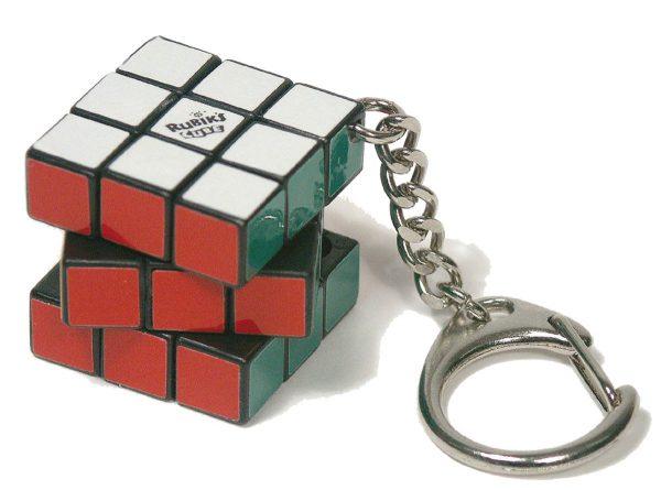 Rubiks kub - nyckelring