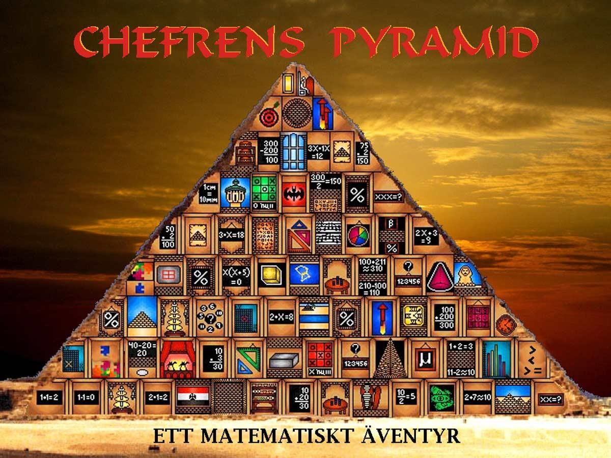 Chefrens pyramid