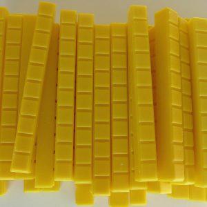 Bas10 grundsats,50 tiostavar gula