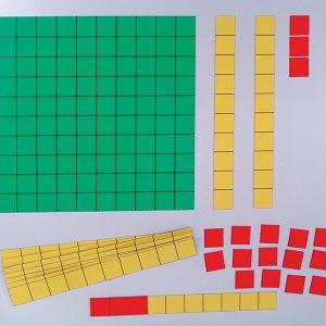 Bas10 2D, magnetisk