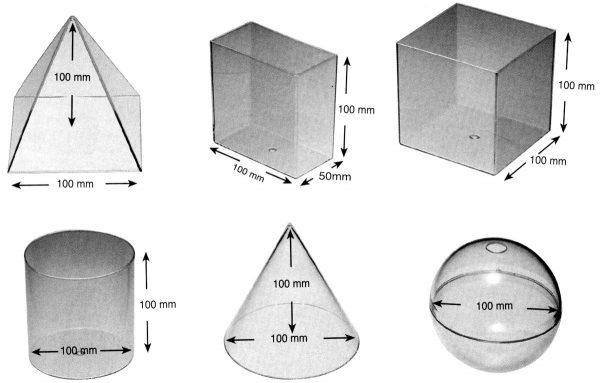Geometriskt volymset