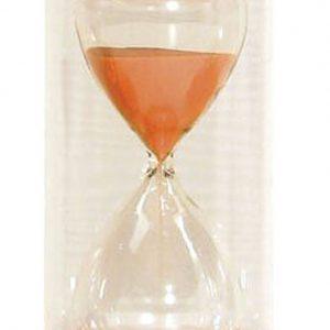 Timglas 10min, orange