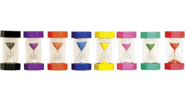 Timglas 8-pack