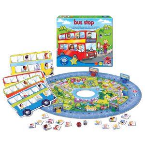 Buss-spelet
