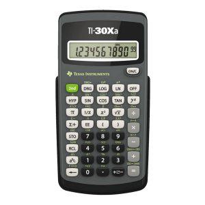Miniräknare TI-30XA, Texas