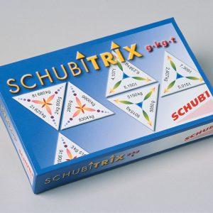 Schubitrix - VIKT g - kg - t