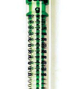 Fjädervåg Grön, 500g