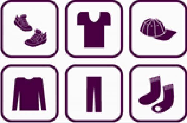 Språktärning kläder