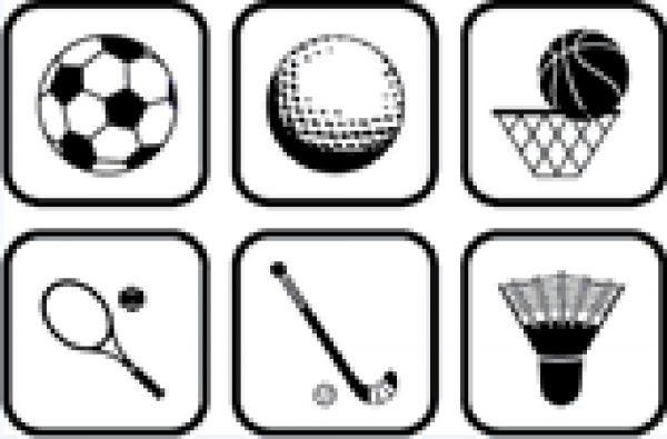 Språktärning sporter