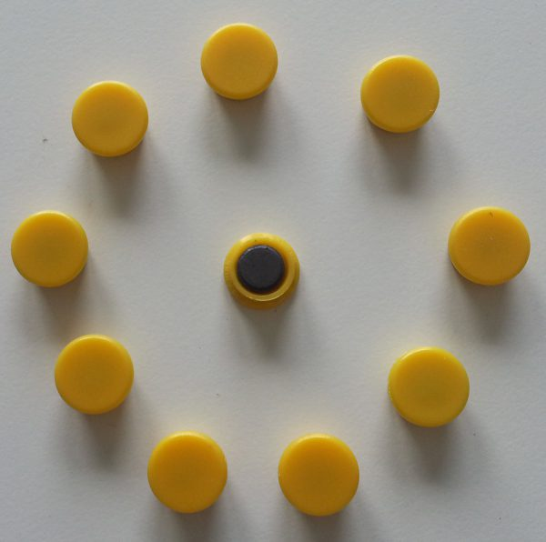 Magneter 13mm 10-pack