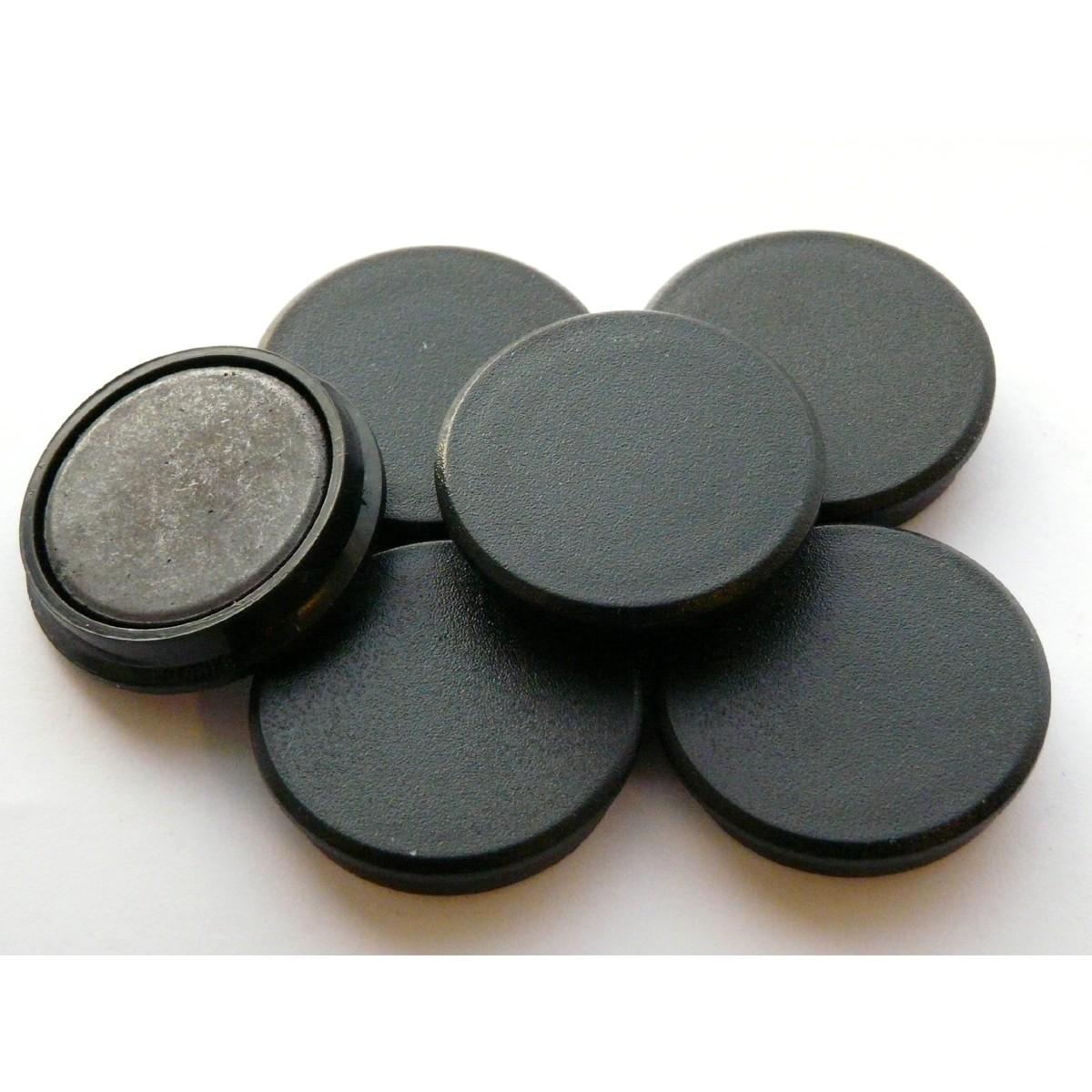 Magneter 32 mm, 6-pack