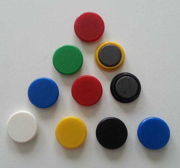 Magneter 24 mm, 10-pack