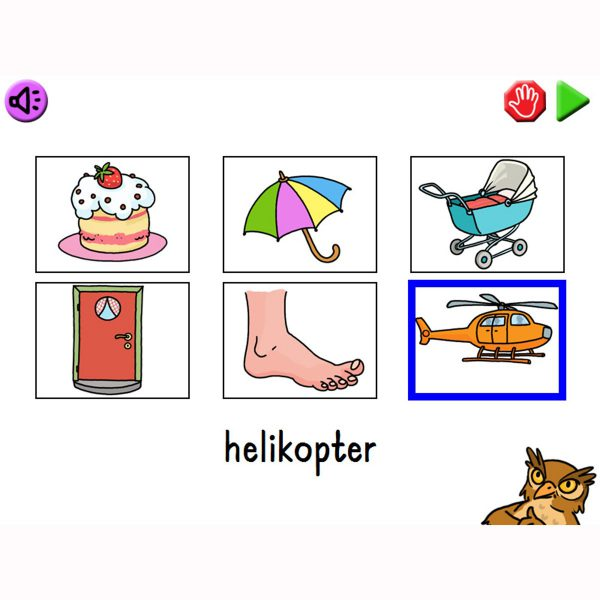 Läslandet: bokstäver & ord, 1 anv.licens