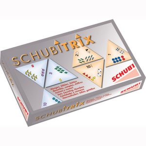 SCHUBITRIX Antal & siffror