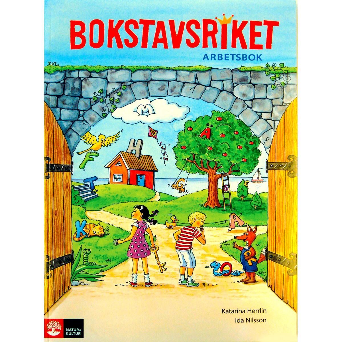 Bokstavsriket - Arbetsboken