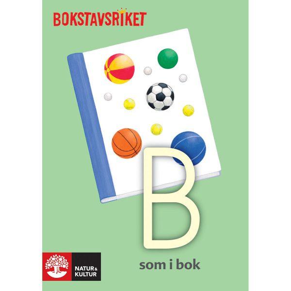 Bokstavsriket - Alfabetsböcker