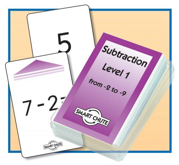 Smart Chute Subtraktion nivå 1