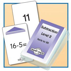 Smart Chute Subtraktion nivå 2