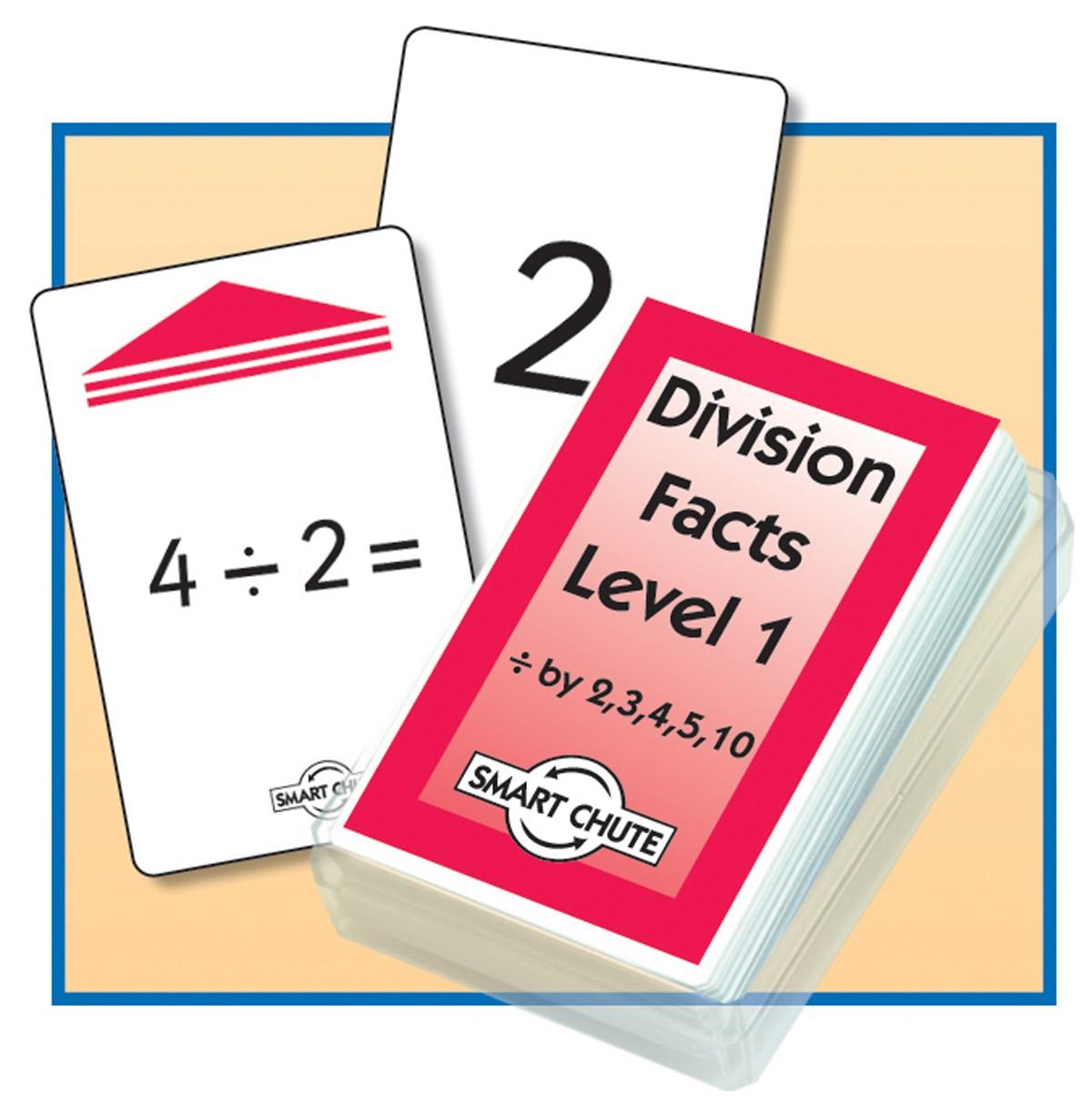 Smart Chute Division nivå 1