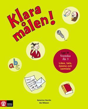 Klara målen - Läsa, tala och samtala