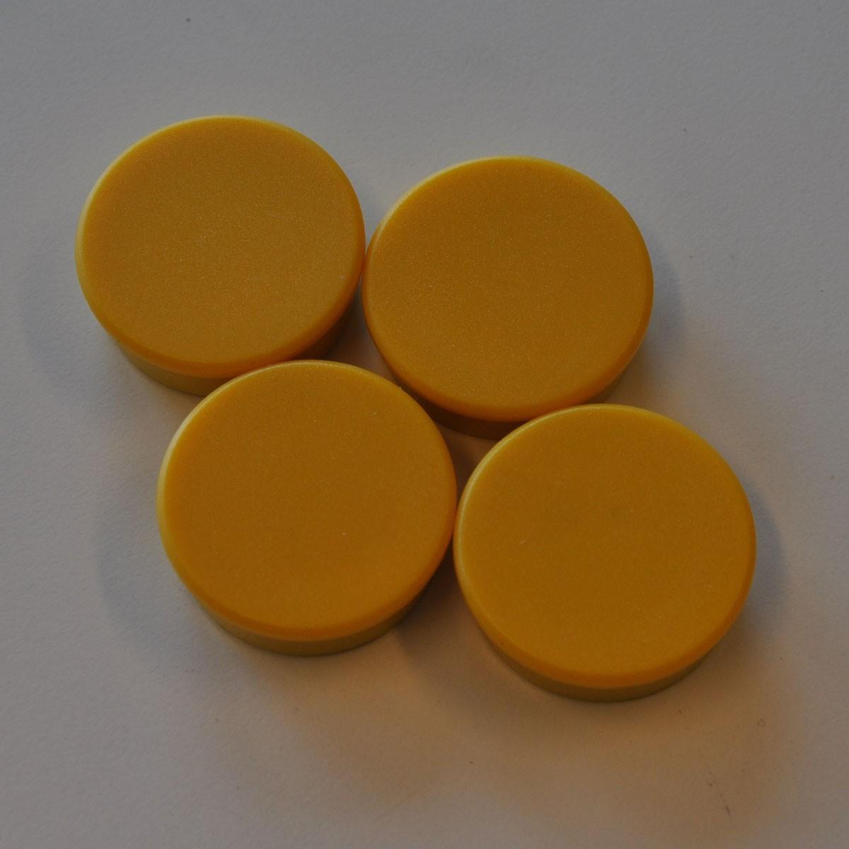 Magneter 38 mm, 4-pack
