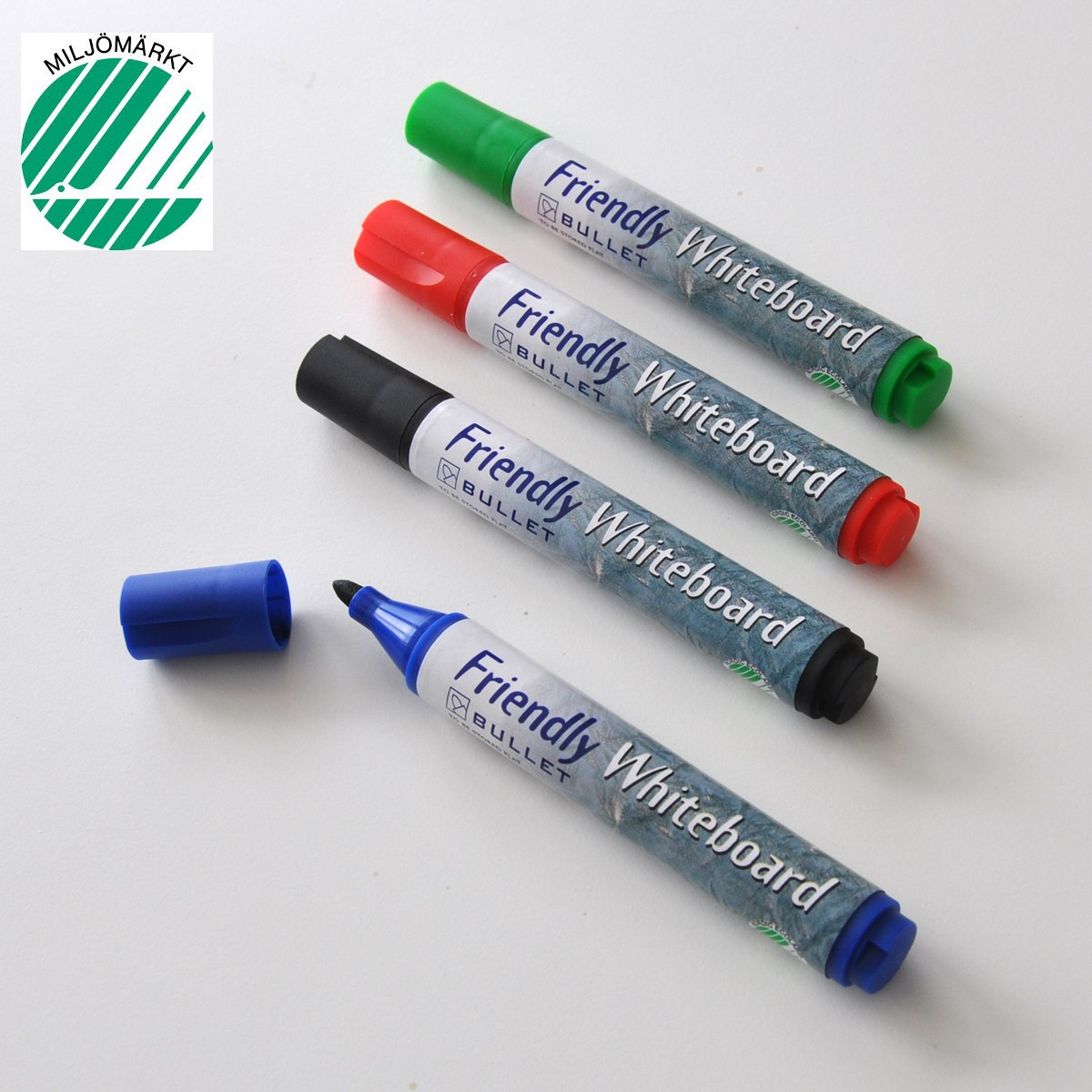 Whiteboard Marker FRIENDLY rund (4)