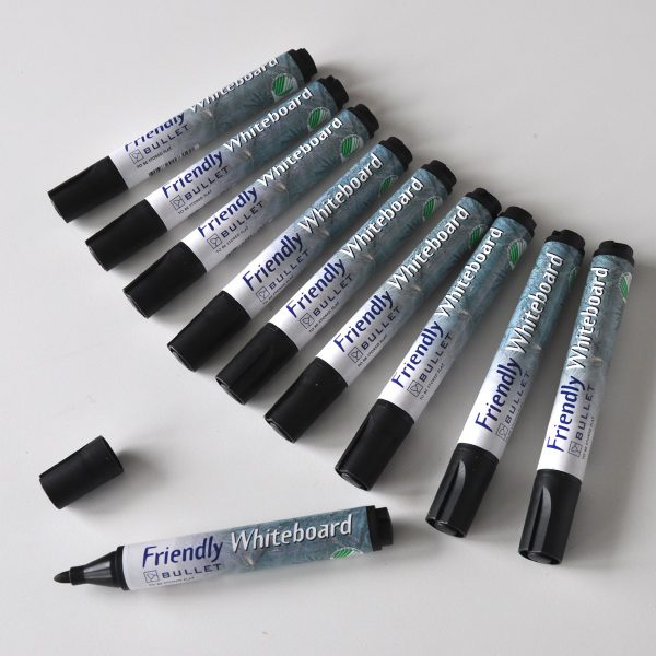 Whiteboard Marker FRIENDLY rund (10)