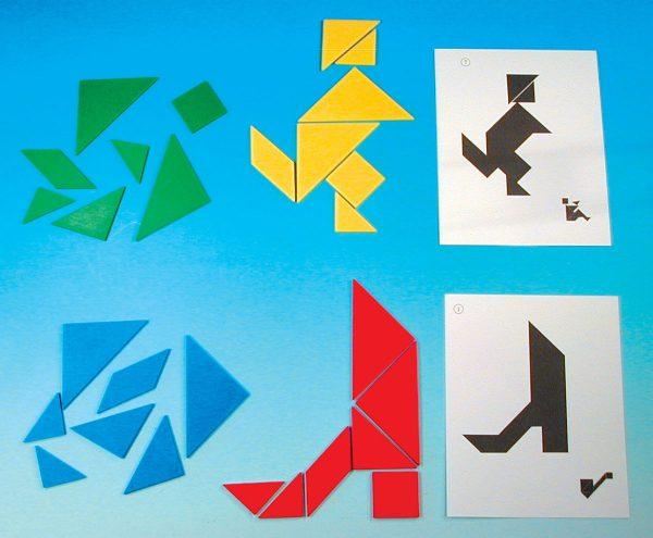 Båda tangramspelen