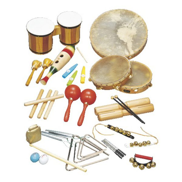 Rytmsats 25 instrument