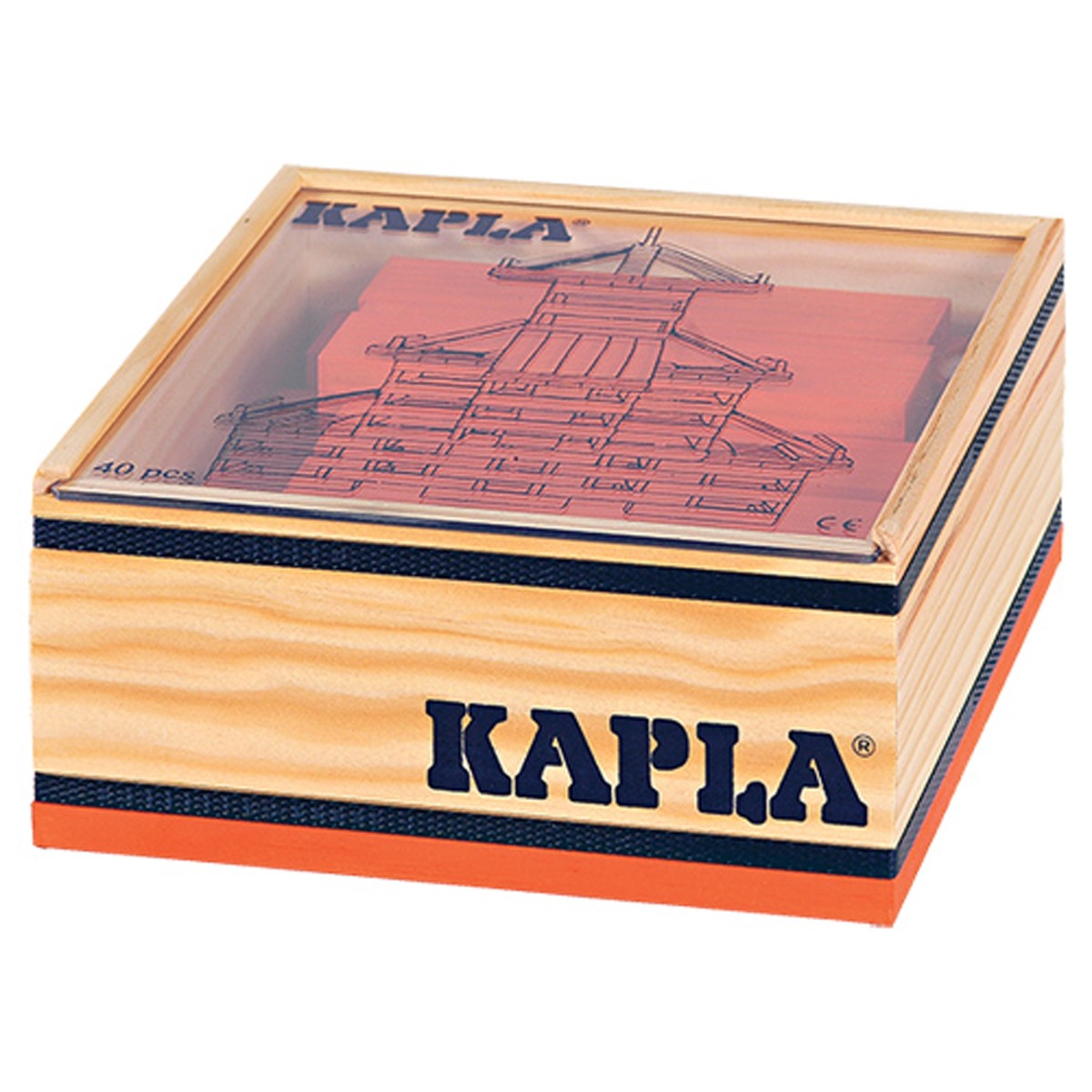 Kapla Orange