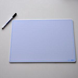 Skrivtavla A3 blank 5-pack