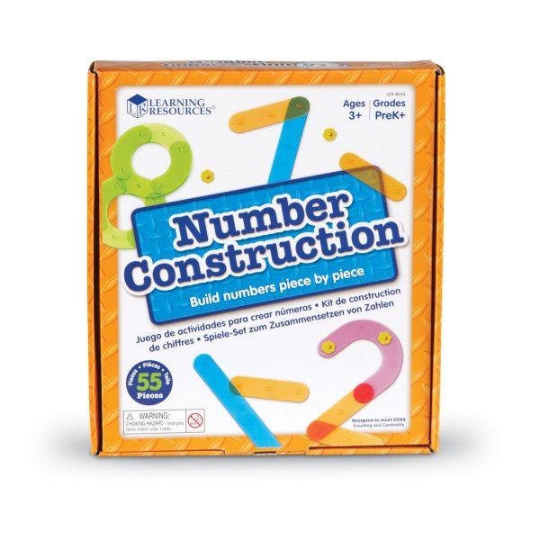 Bygg siffror!