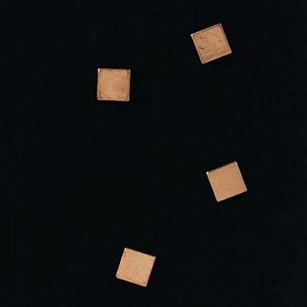 """Supermagneter """"Koppar"""" 4-pack"""