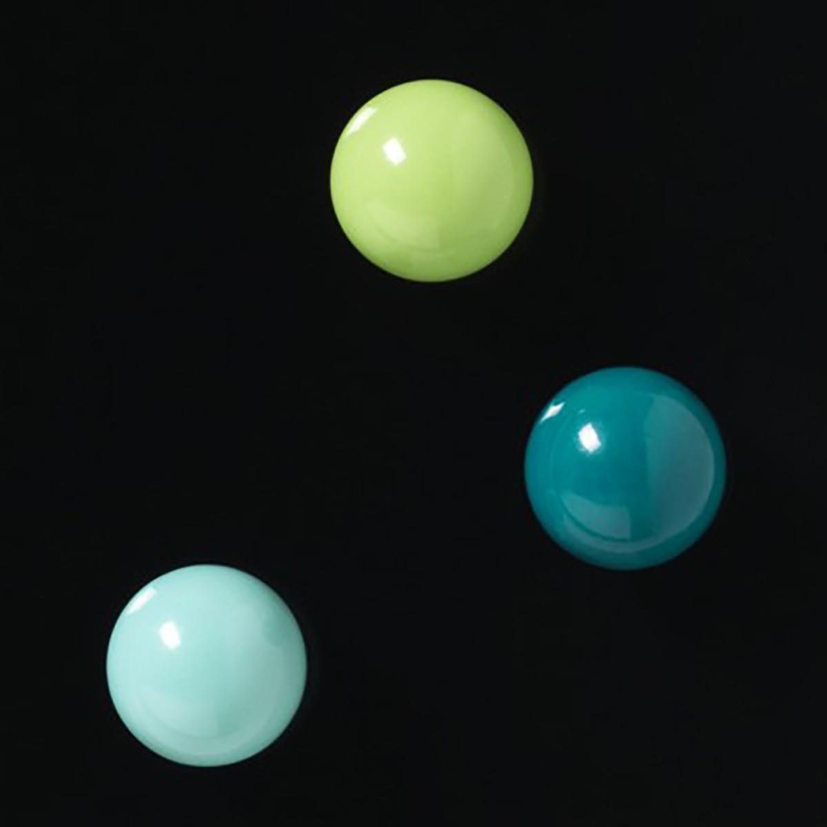 """Supermagneter """"Aqua"""" 3-pack"""