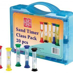 Timglas :Klassrums set 20-pack