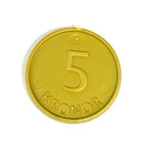 Pengar - Mynt 5 kr / 50-pack