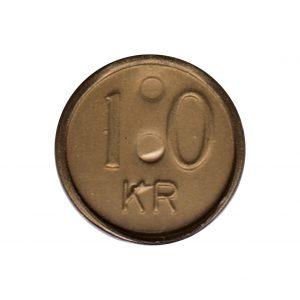 Pengar - Mynt 10 kr / 100-pack