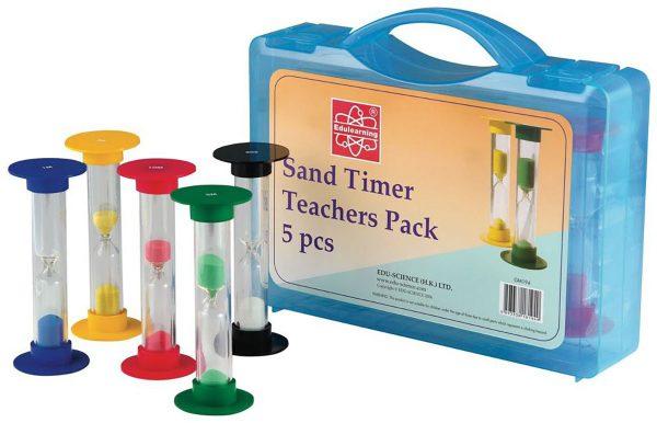 Timglas: Lärar set 5-pack