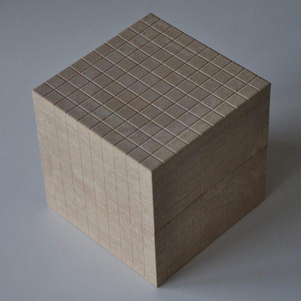 Tusenkub RE-wood