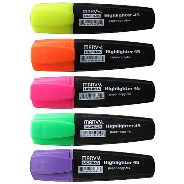 Markeringspennor 5-pack