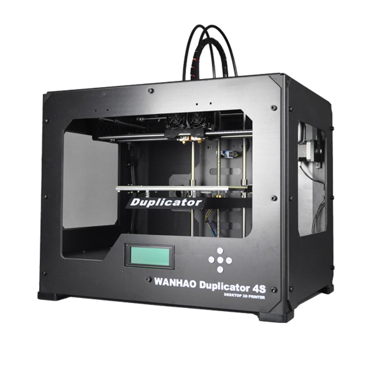 Wanhao Duplicator 4S 3D-Skrivare