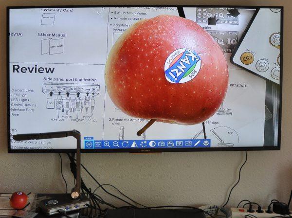 IQ View Dokumentkamera