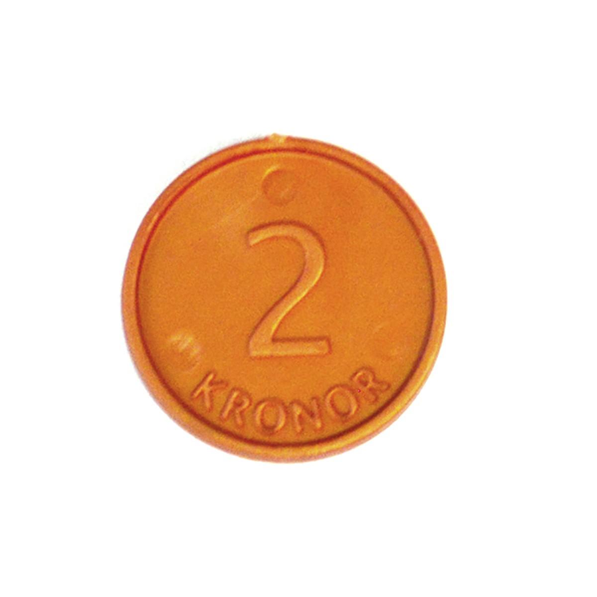 2 kr mynt / 100-pack