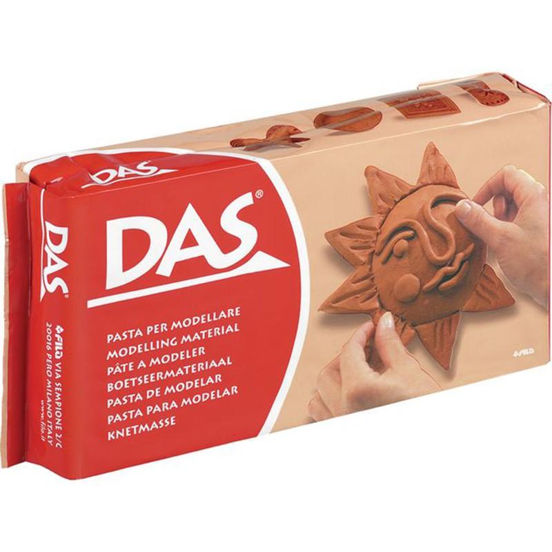 Modellera DAS Pronto 1kg terracotta