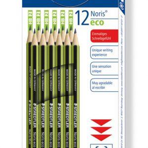 Blyertspenna STAEDTLER WOPEX HB 12-pack