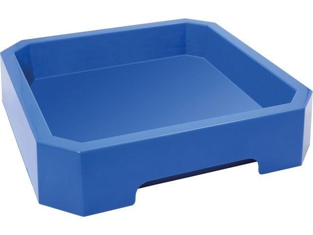 Tråg för Shape It, Kinetic sand, Blå