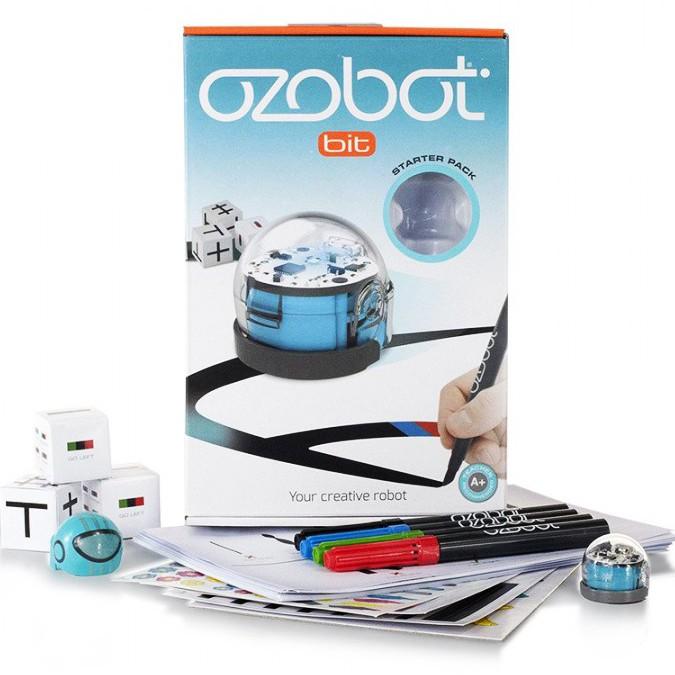 Ozobot Starter Pack Blue
