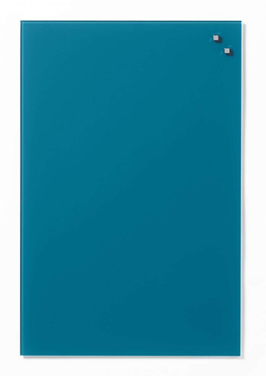 Glastavla Magnetisk 40x60 cm Aqua green